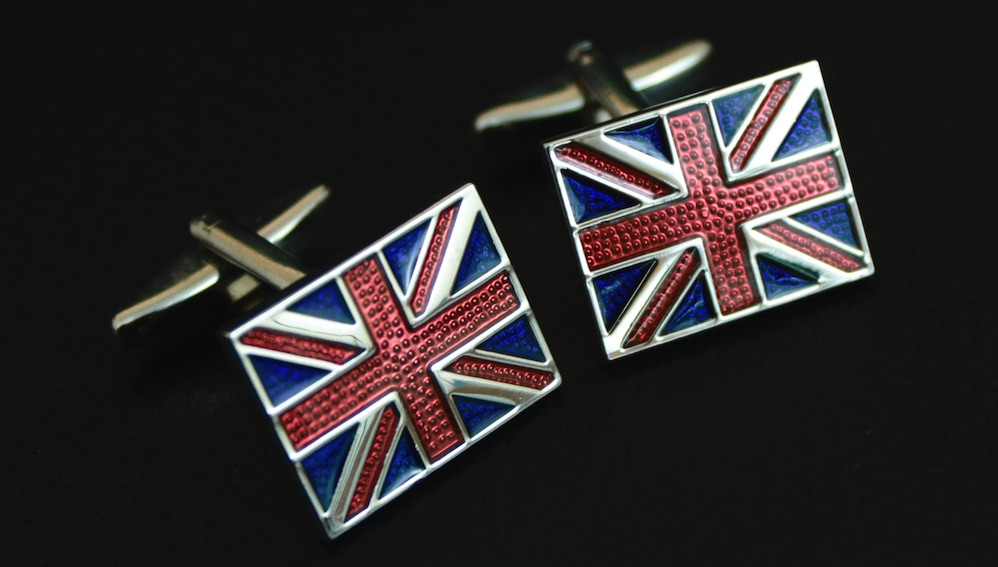 Vote to Leave the EU - UK Cuff Links